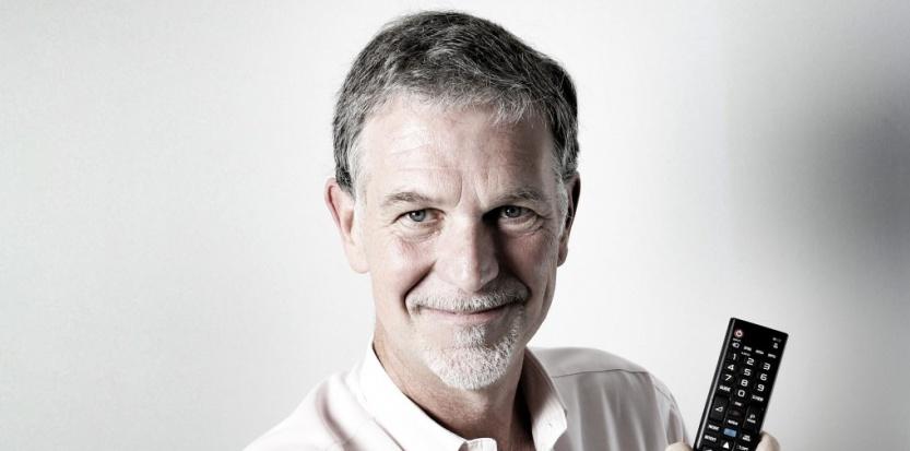Reed Hastings, l'atypique patron de Netflix