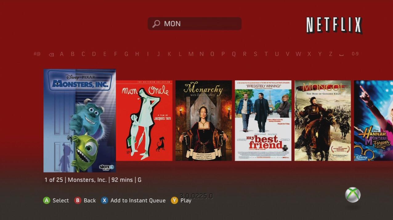 Netflix propose des résultats de recherche visuels… aux USA et Canada