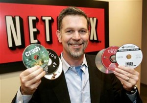 netflix ceo reed hastings 300x210 - Reed Hastings, l'atypique patron de Netflix