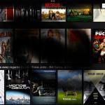 Présentation de l'application Netflix sur iPad