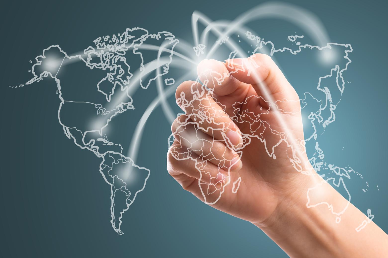 Un catalogue de programme unique dans tous les pays du monde