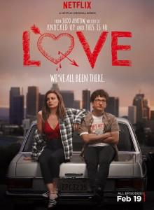 Love 220x300 - Les 10 séries que vous ne verrez que sur Netflix