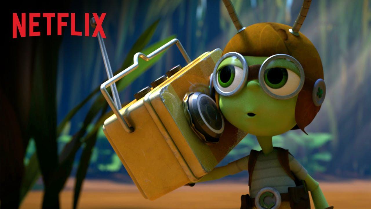 Beat Bugs – Teaser – Seulement sur Netflix [HD]