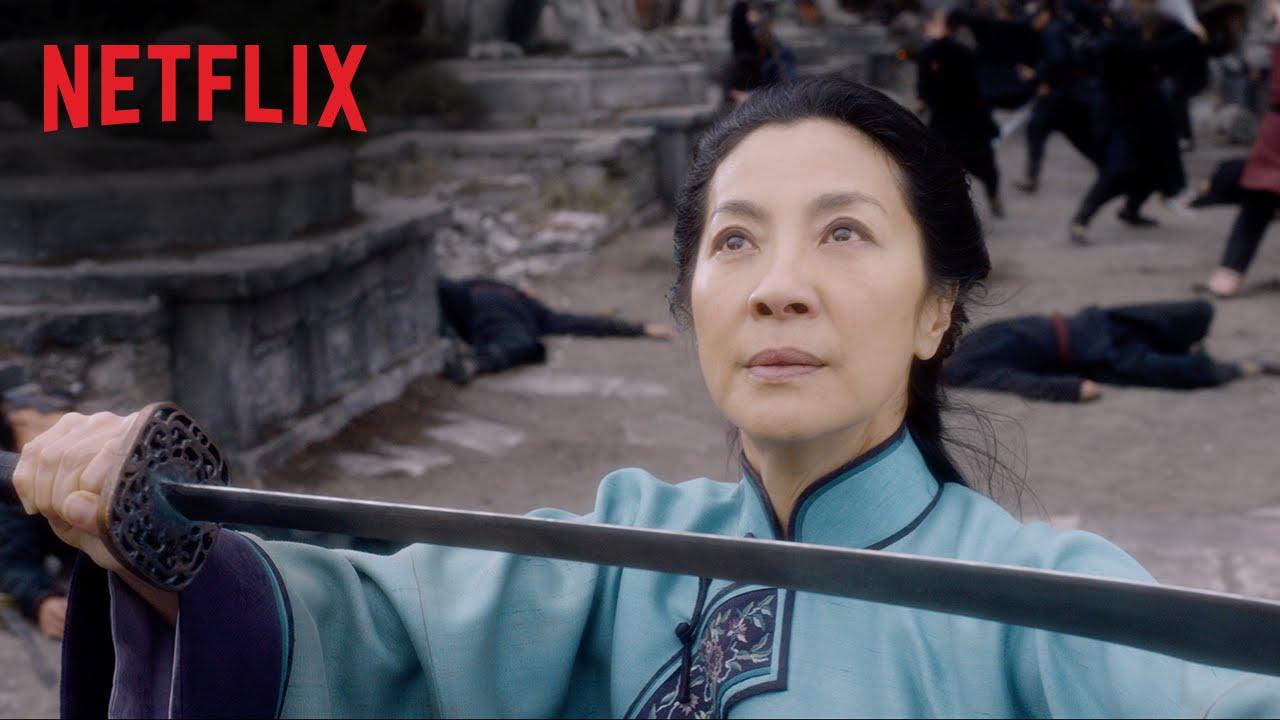 Crouching Tiger, Hidden Dragon: Sword of Destiny – Bande-annonce principale (Doublé) – Netflix [HD]
