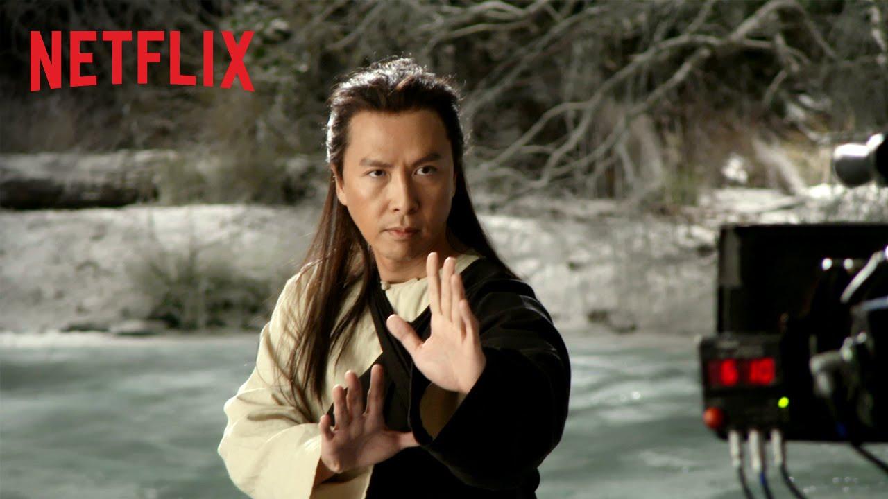 Crouching Tiger, Hidden Dragon: Sword of Destiny – Featurette (action) – Seulement sur Netflix