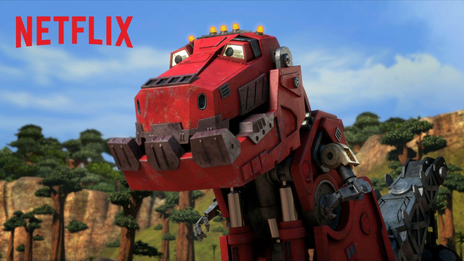 Dinotrux de DreamWorks – Bande-annonce officielle – Netflix [HD]