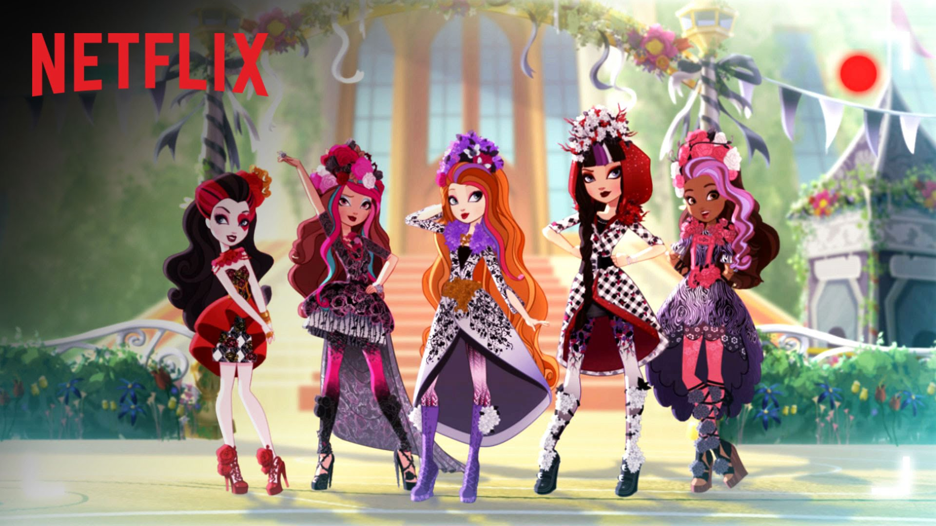 Ever After High : Printemps fleuri — Bande-annonce principale (VF)