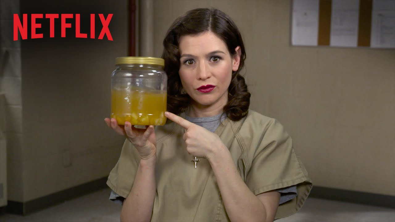 Honey Jar : Un tribut à Peeno Noir – Orange is the New Black – Netflix [HD]