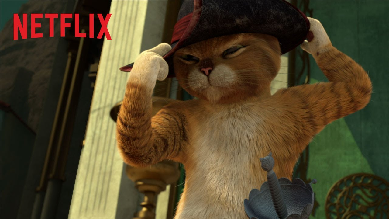 Les Aventures du Chat Potté – Trailer – Netflix [HD]