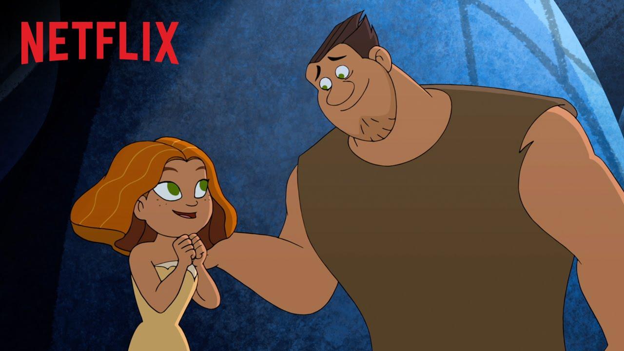 Les Croods : Origines de DreamWorks – Bande-annonce officielle – Netflix [HD]