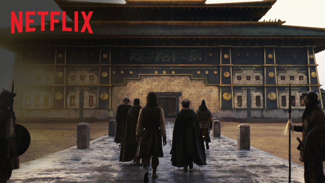 Marco Polo – Bande-annonce officielle – « Truth » – VF – Netflix [HD]