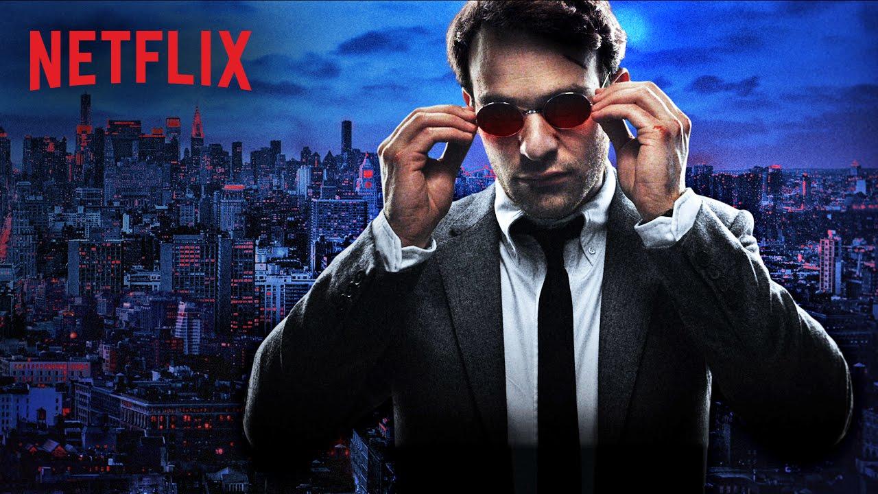 Marvel's Daredevil – Affiche animée avec Matt Murdock – Netflix [HD]
