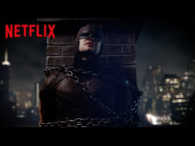 Marvel's Daredevil – Illustration du personnage – Daredevil – Netflix [HD]