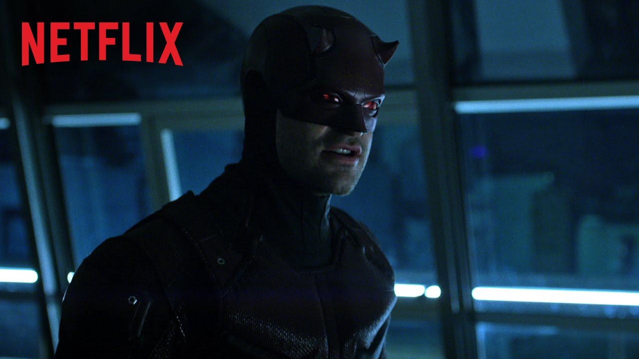 Marvel's Daredevil – Saison 2 – Bande-annonce 2 – Netflix [doublé]