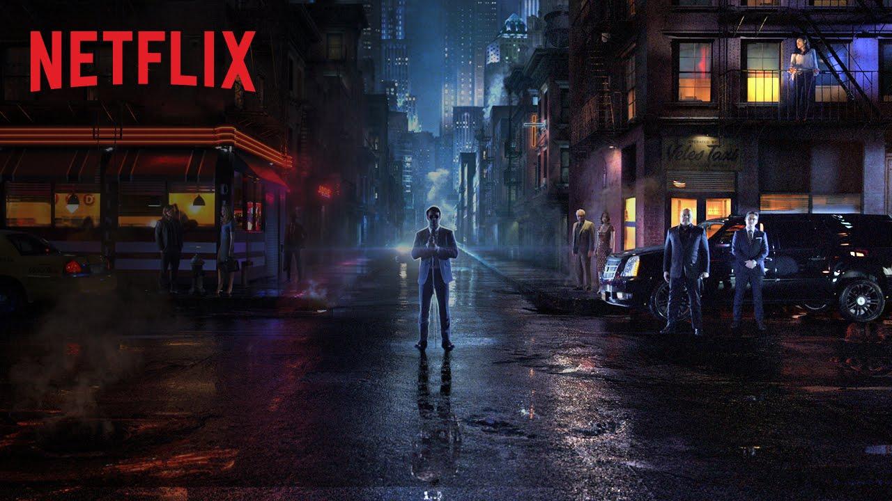 Marvel's Daredevil – Scène de rue – Netflix [HD]
