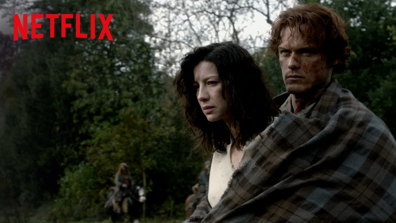 Outlander- Saison 1 – Trailer- Netflix [HD]
