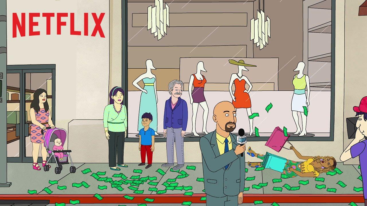 Promo BOJACK – «Single Dollars» – Netflix France