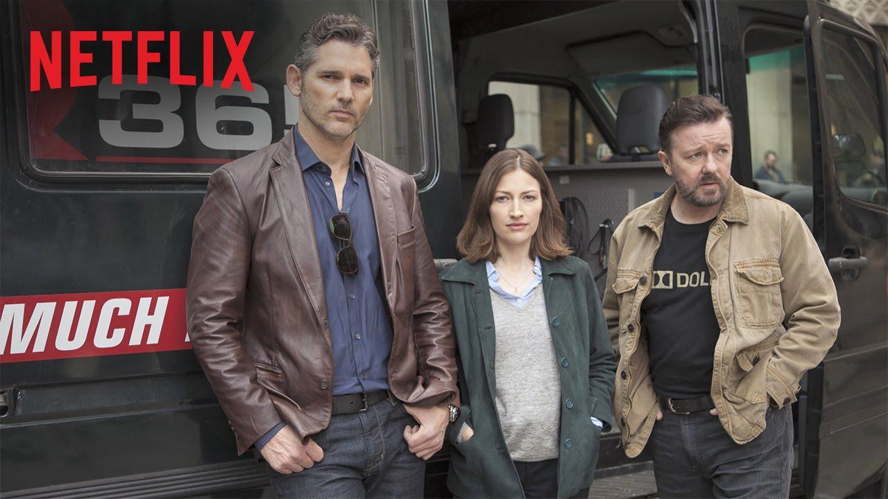 Special Correspondents – Bande-annonce officielle – Netflix [sous-titre]