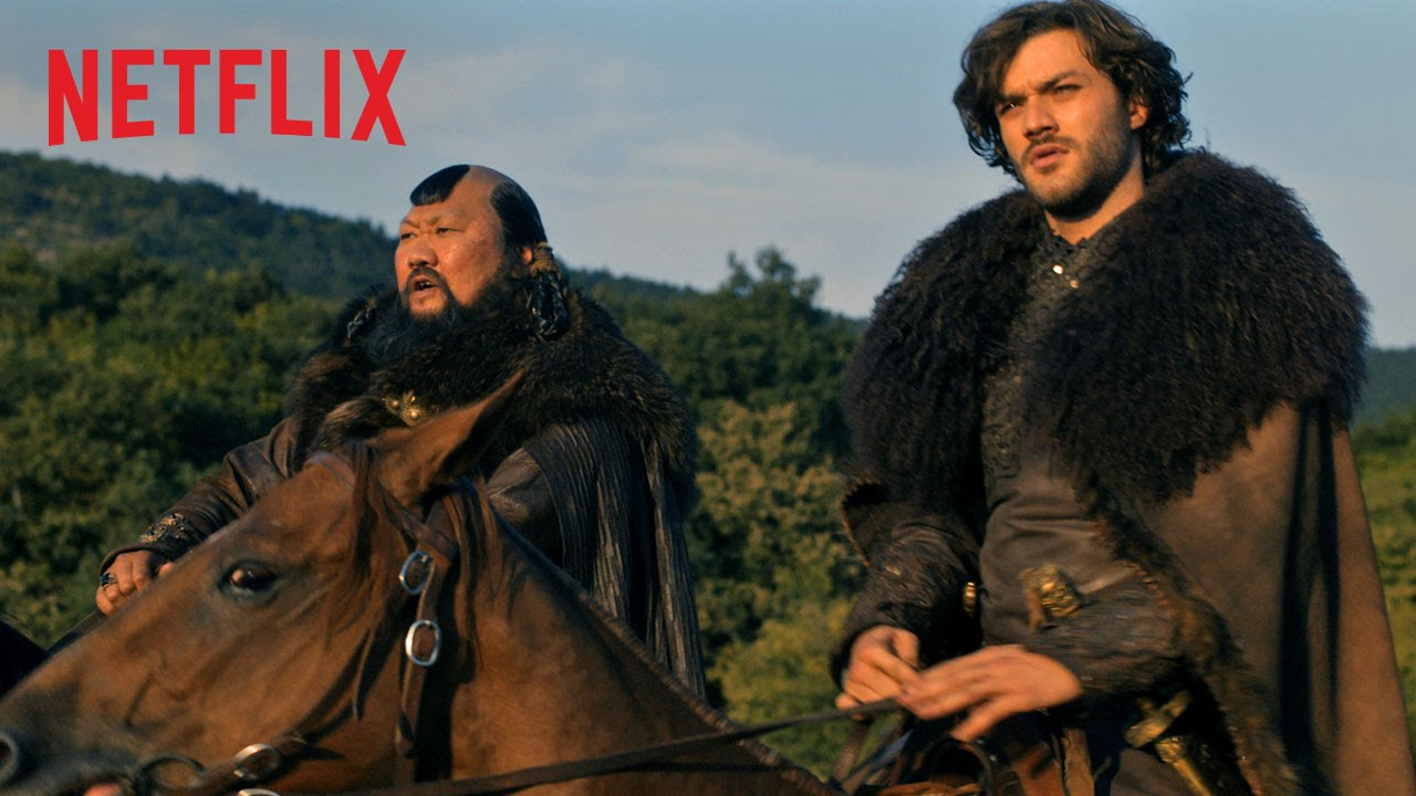 Marco Polo – L'épopée continue… Le 1er juillet – Netflix [sous-titre]