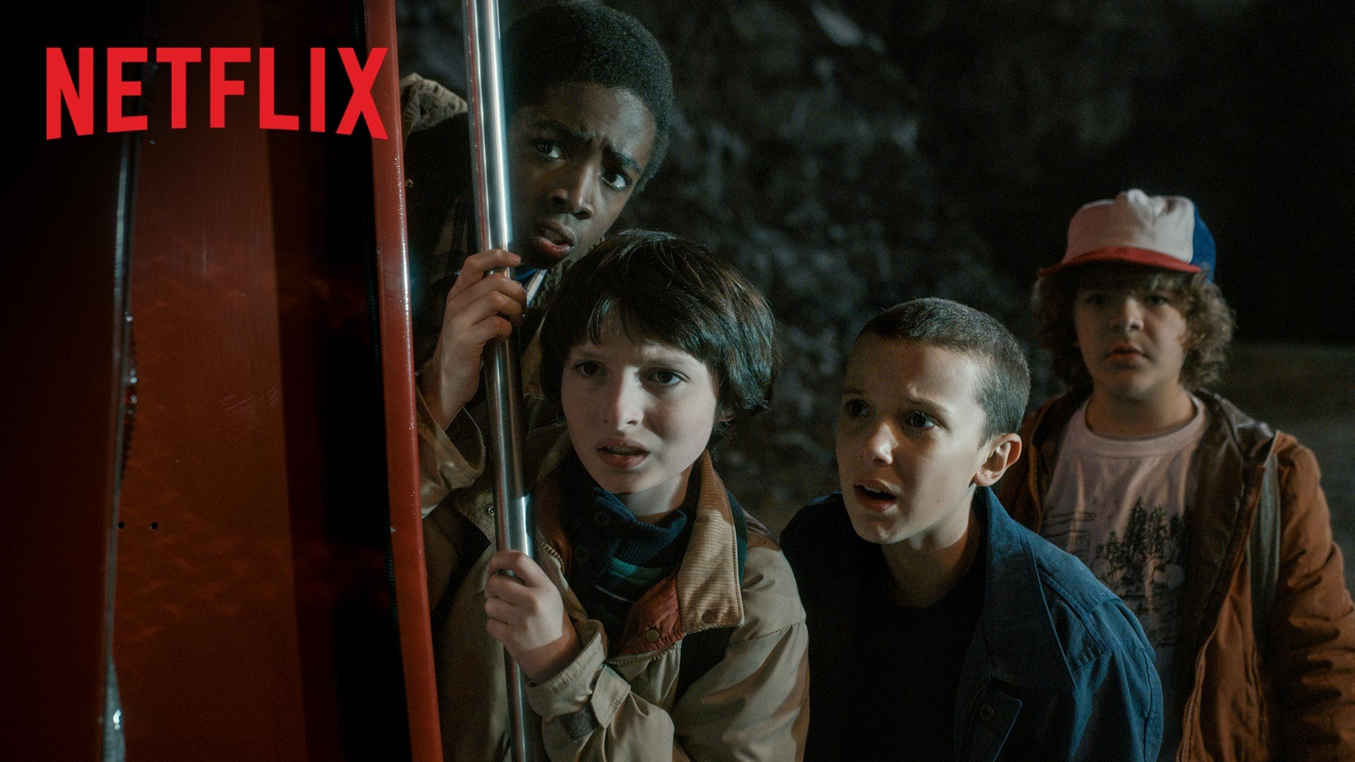 Stranger Things – Bande-annonce 2 – Netflix [HD]