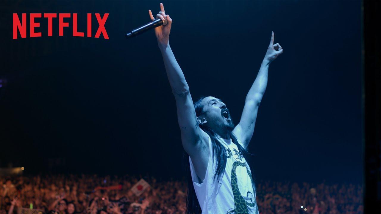 Netflix – Steve Aoki: Je Dormirai Quand Je Serai Mort – Seulement Sur Netflix Le 19 Août