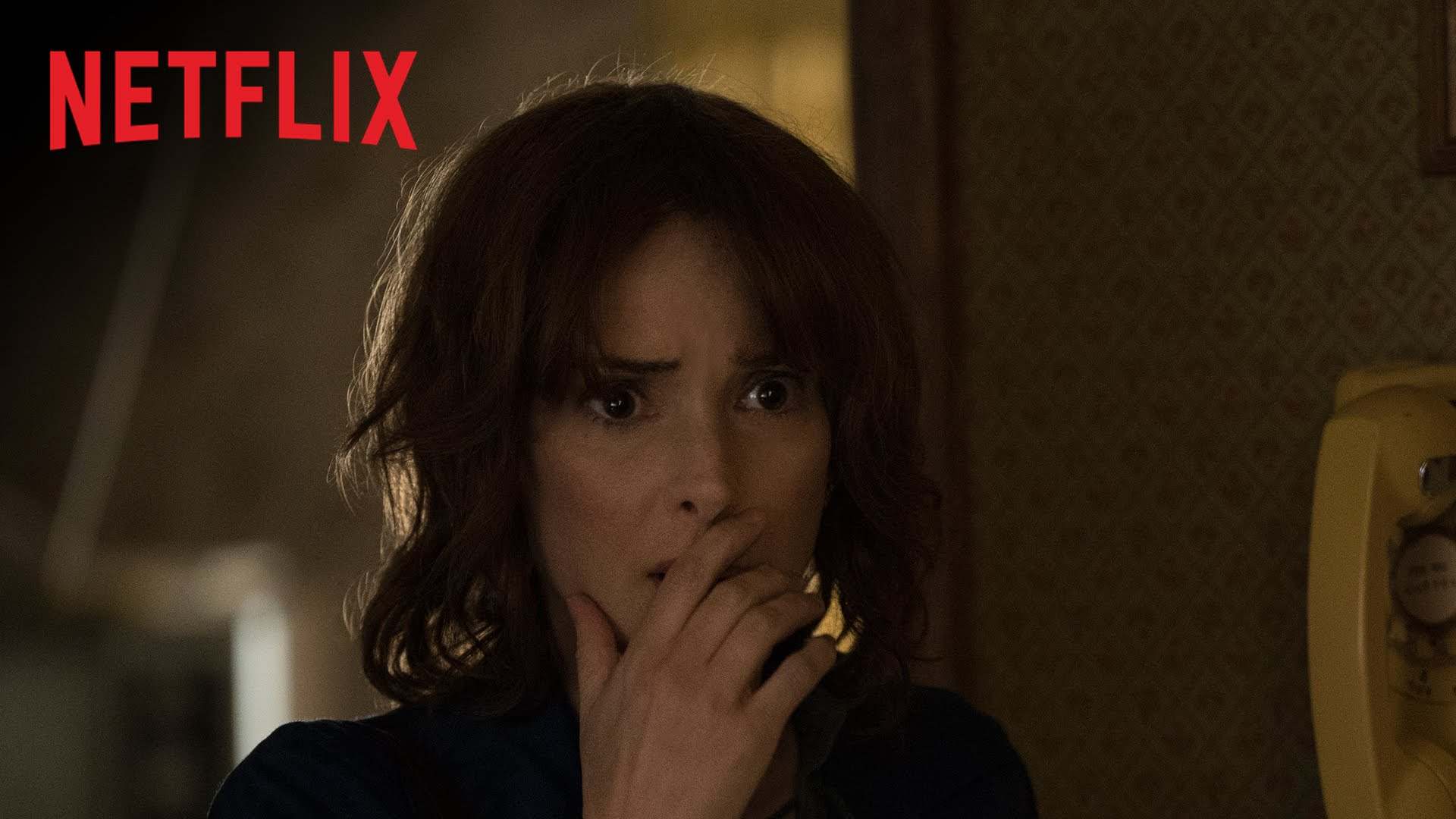Stranger Things – Featurette : Winona Ryder – Netflix [HD]