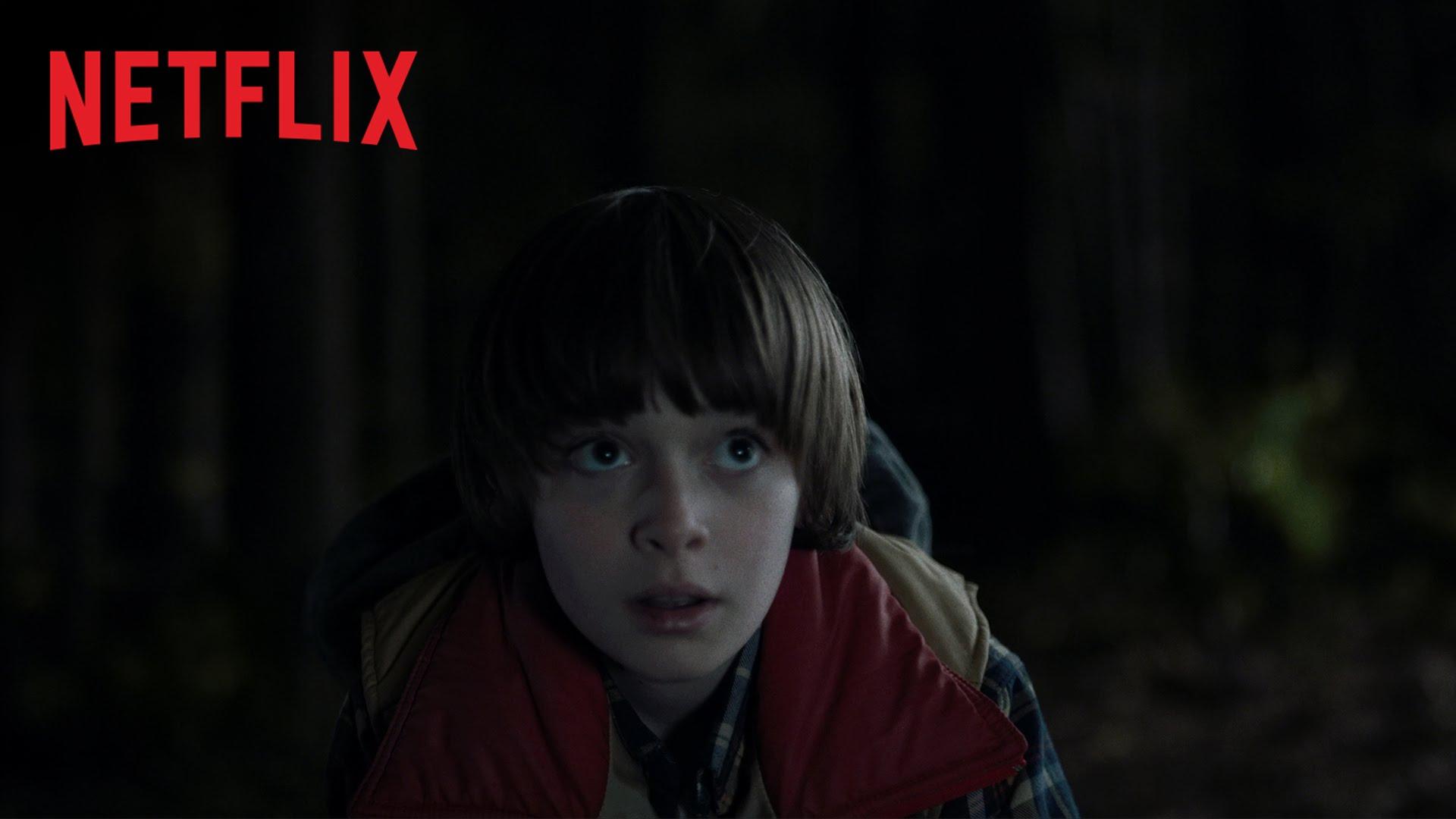 Stranger Things – La disparition de Will Byers – Netflix [HD]