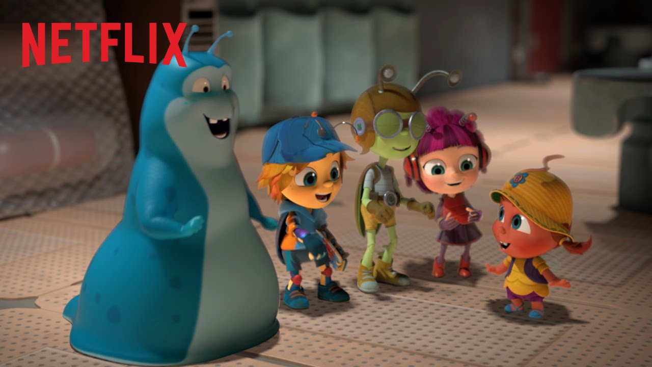 Beat Bugs – Featurette : En coulisses – Netflix