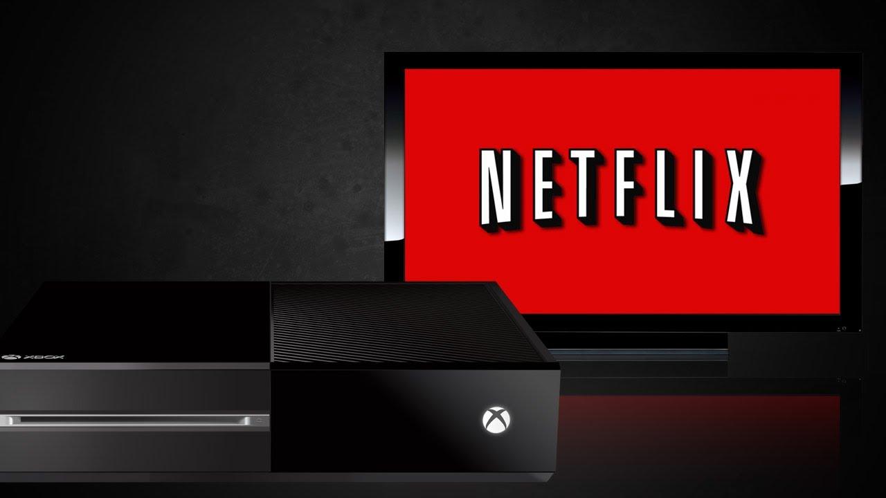 Regarder Netflix sur Xbox One et XboX 360
