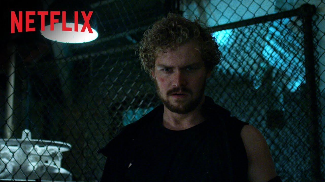 Marvel's Iron Fist   Teaser du NYCC [HD]   Netflix