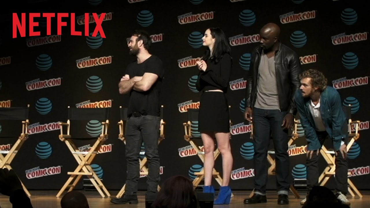 Marvel's The Defenders | Surprise au NYCC | Netflix
