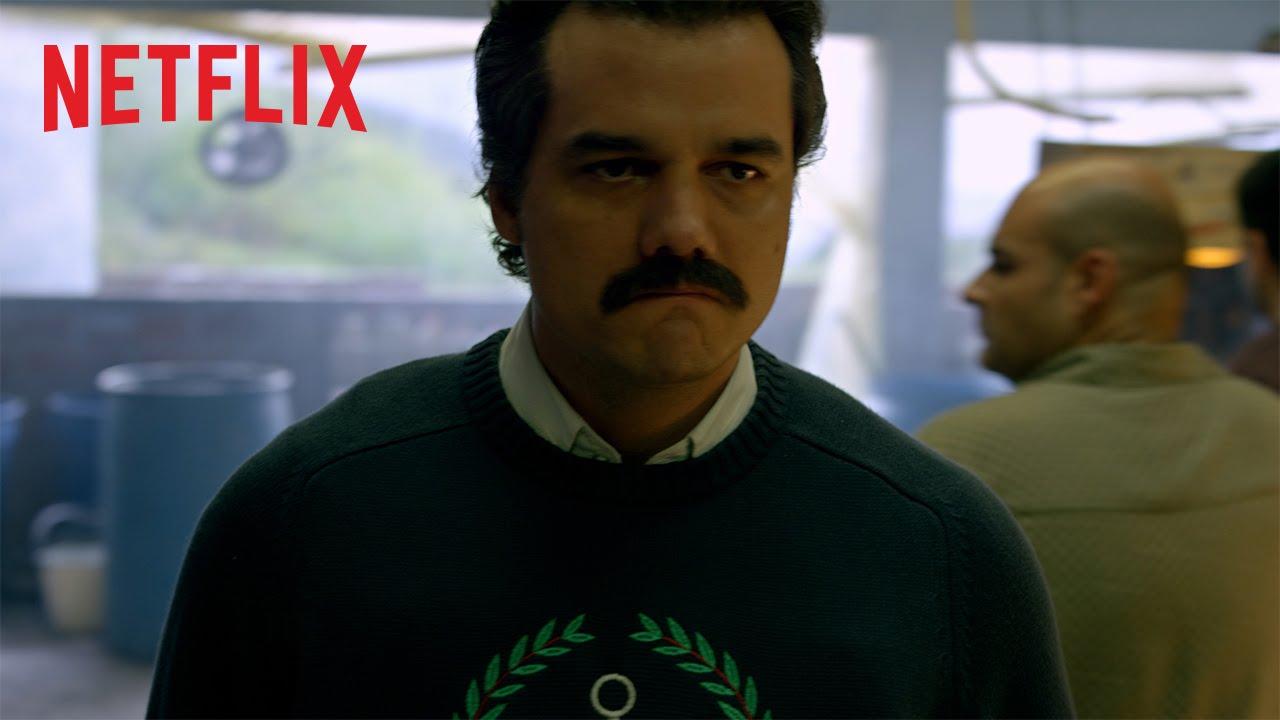 Narcos | PABLO MEURT | Netflix