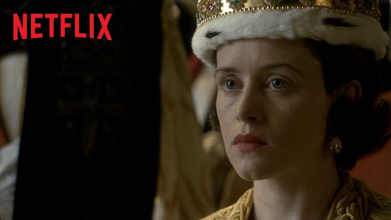 The Crown – Thématique : 2 cours – Netflix