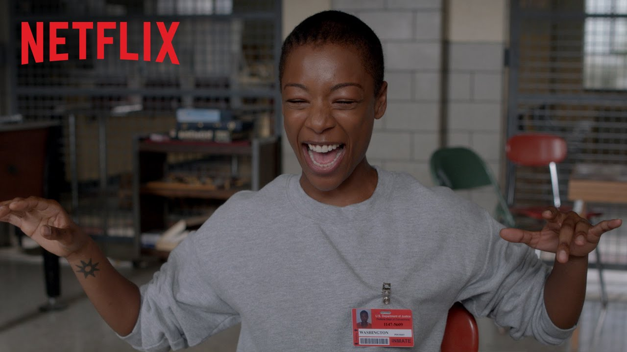 Bienvenue à la maison – Orange is the New Black – Netflix