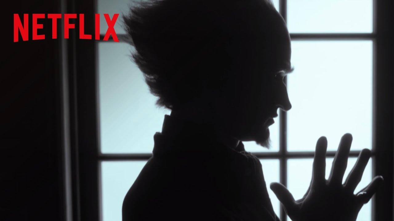 Les Désastreuses Aventures des Orphelins Baudelaire – Teaser : Le comte Olaf – Netflix [Sous-titre]