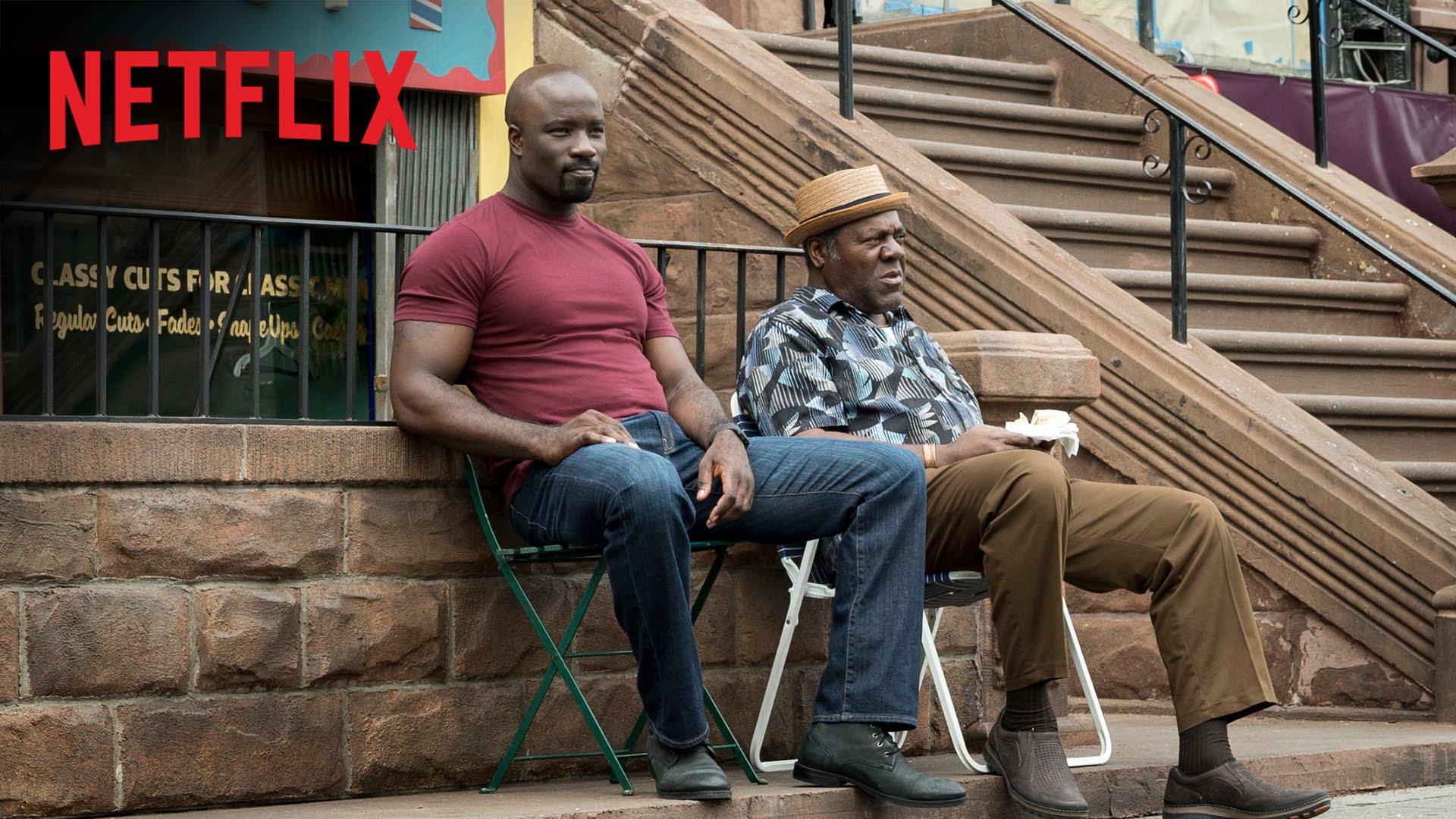 Luke Cage – Héros de quartier à Harlem – Seulement sur Netflix, le 30 septembre