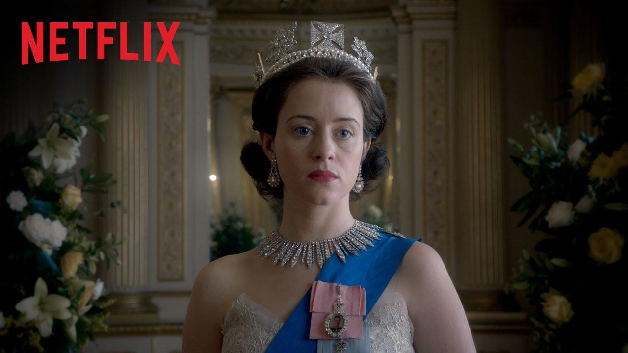 The Crown – Bande-annonce principale – Seulement sur Netflix [sous-titrée]
