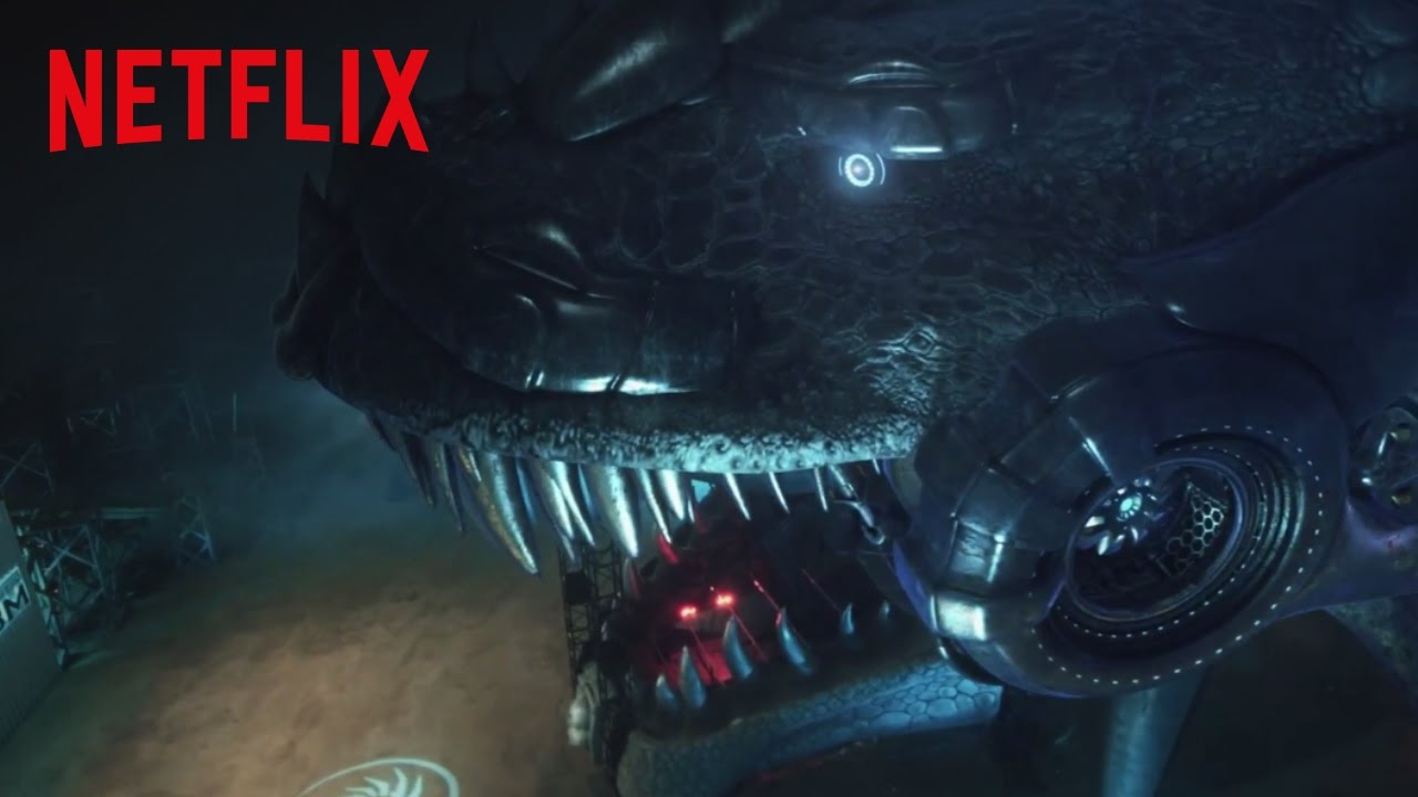 Ultimate Beastmaster | Découvrez la bête | Netflix