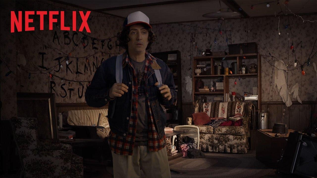 Gad Elmaleh – Part en Live sur Netflix