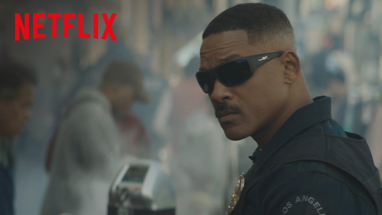 Bright – Teaser – Seulement sur Netflix, en décembre