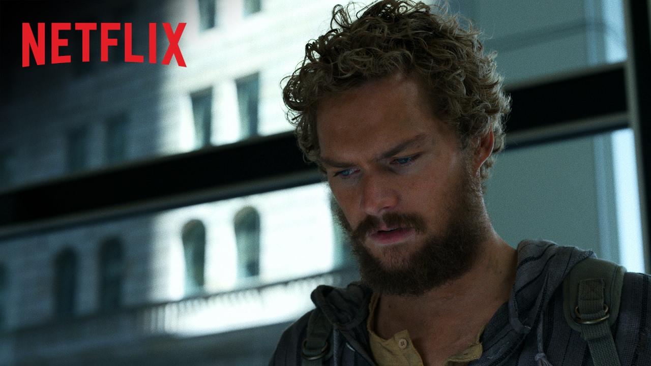 Marvel's Iron Fist – Bande-annonce officielle – Netflix [HD]