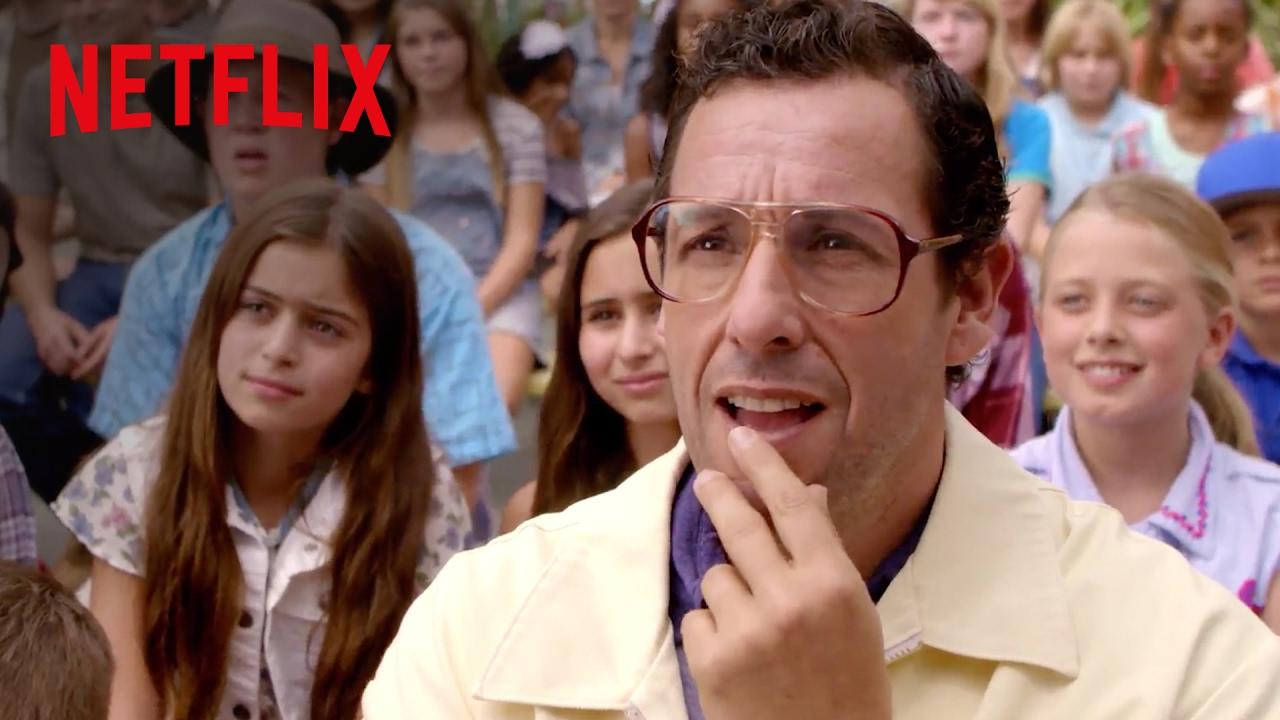 Sandy Wexler – Bande-annonce officielle – Netflix