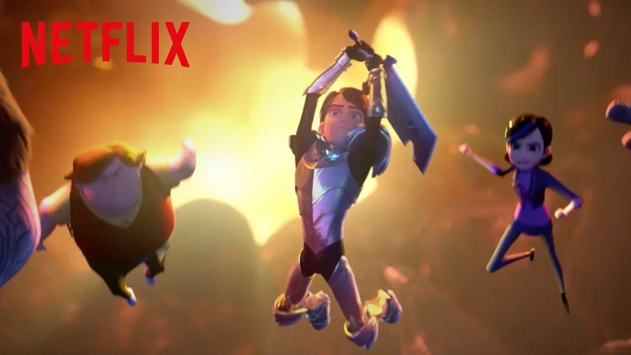 Chasseurs de Trolls de Dreamworks | Featurette Guillermo del Toro | Netflix