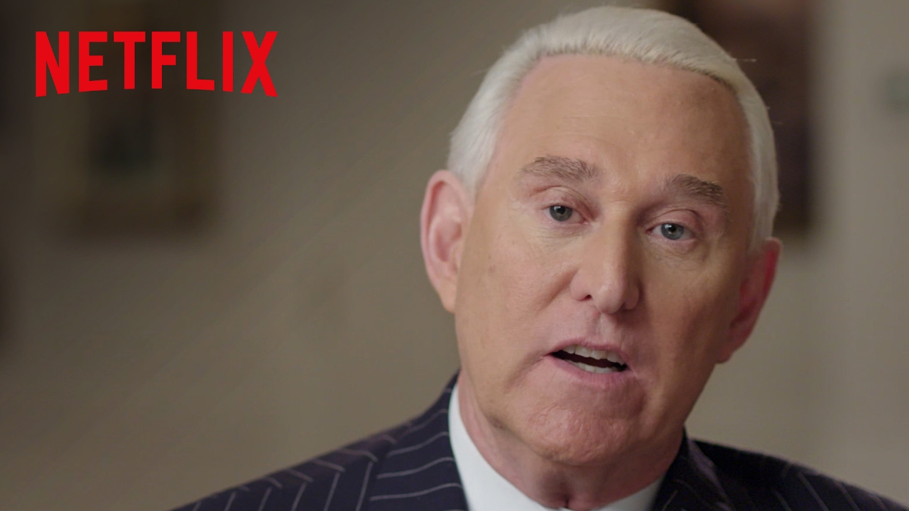 Get Me Roger Stone | Bande-annonce officielle [HD] | Netflix