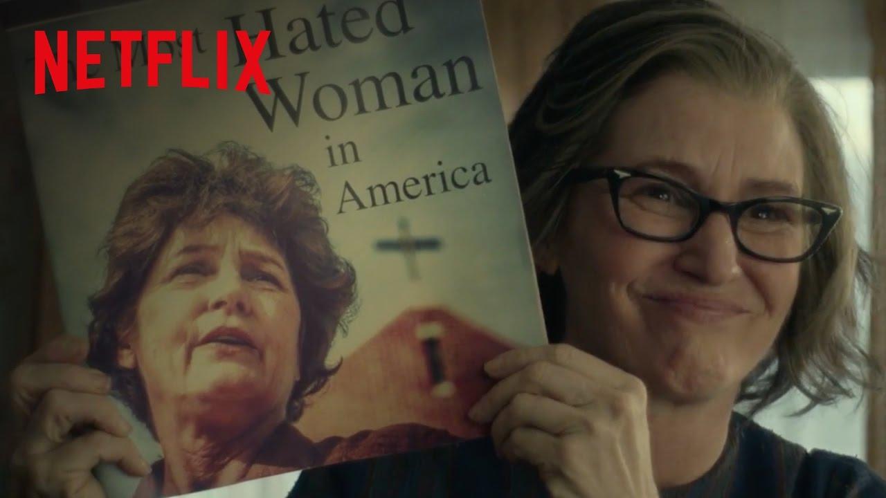La femme la plus détestée d'Amérique – Bande-annonce principale – Seulement sur Netflix