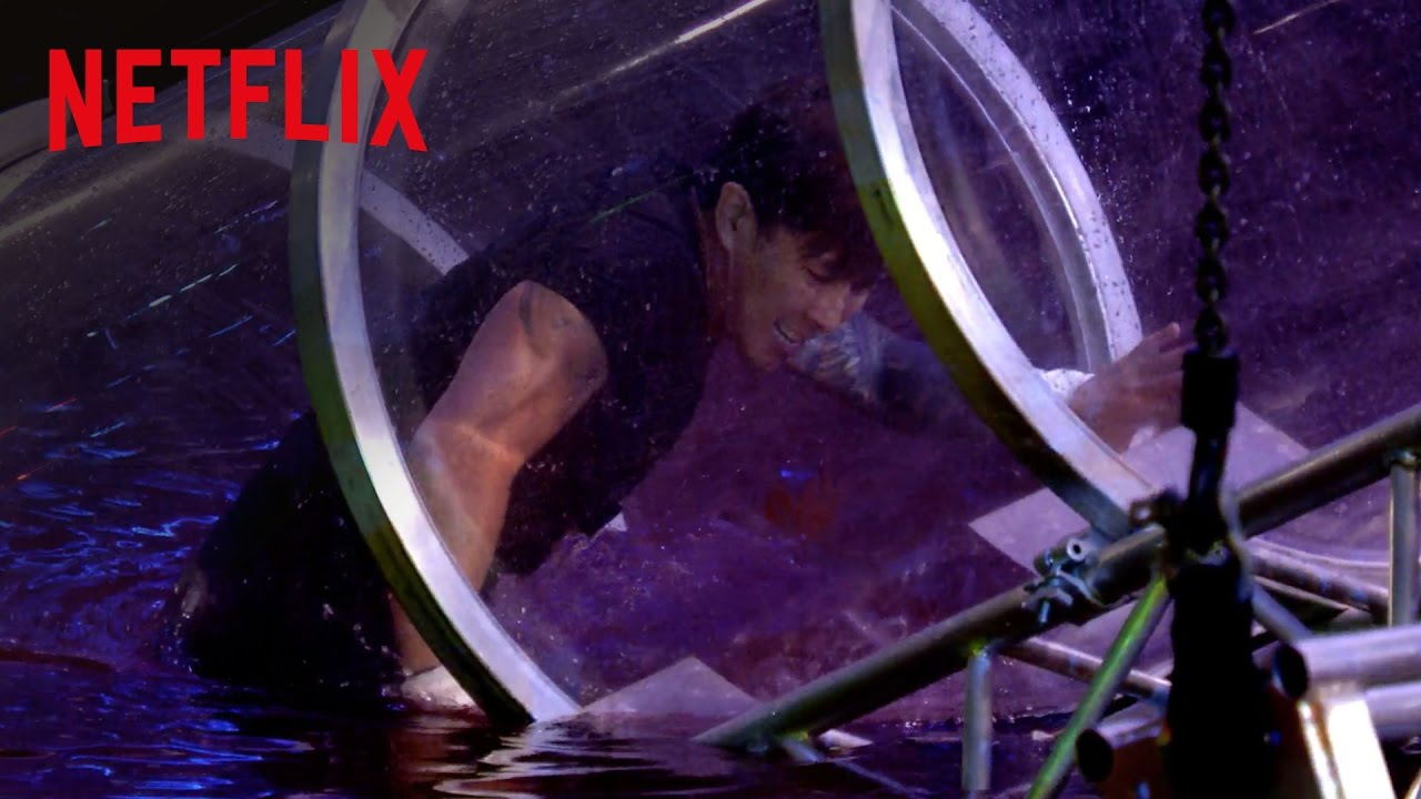 Ultimate Beastmaster | Bande-annonce officielle [HD] | Netflix
