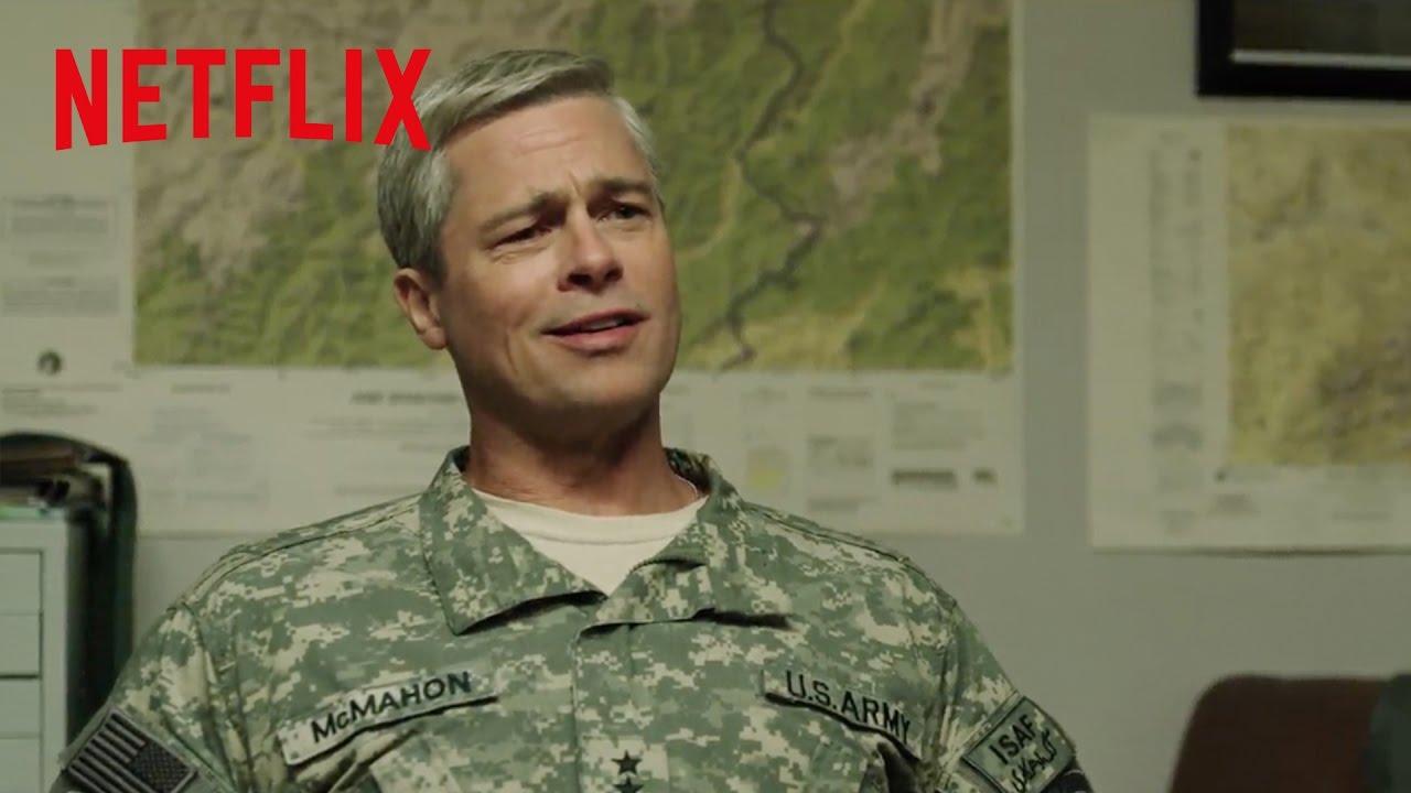 war machine teaser seulement sur netflix 2 youtube thumbnail Vidéos