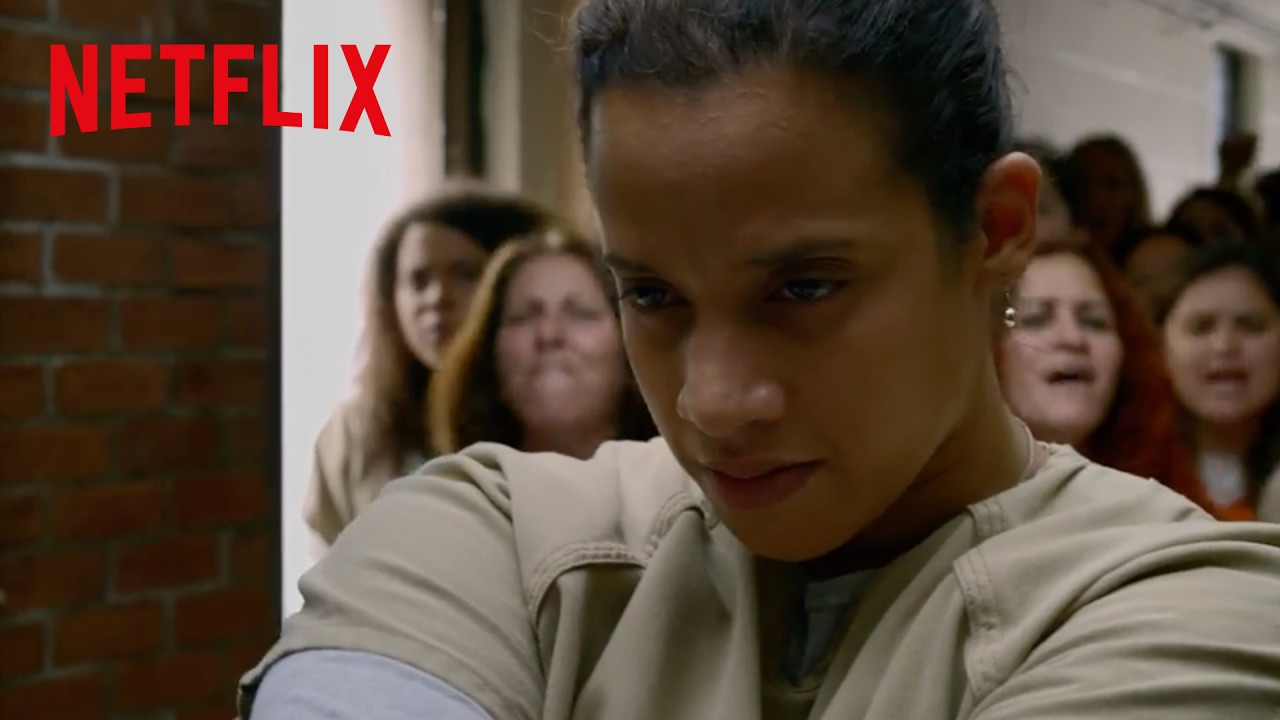 orange is the new black premier extrait de la saison 5 netflix 2 youtube thumbnail Vidéos