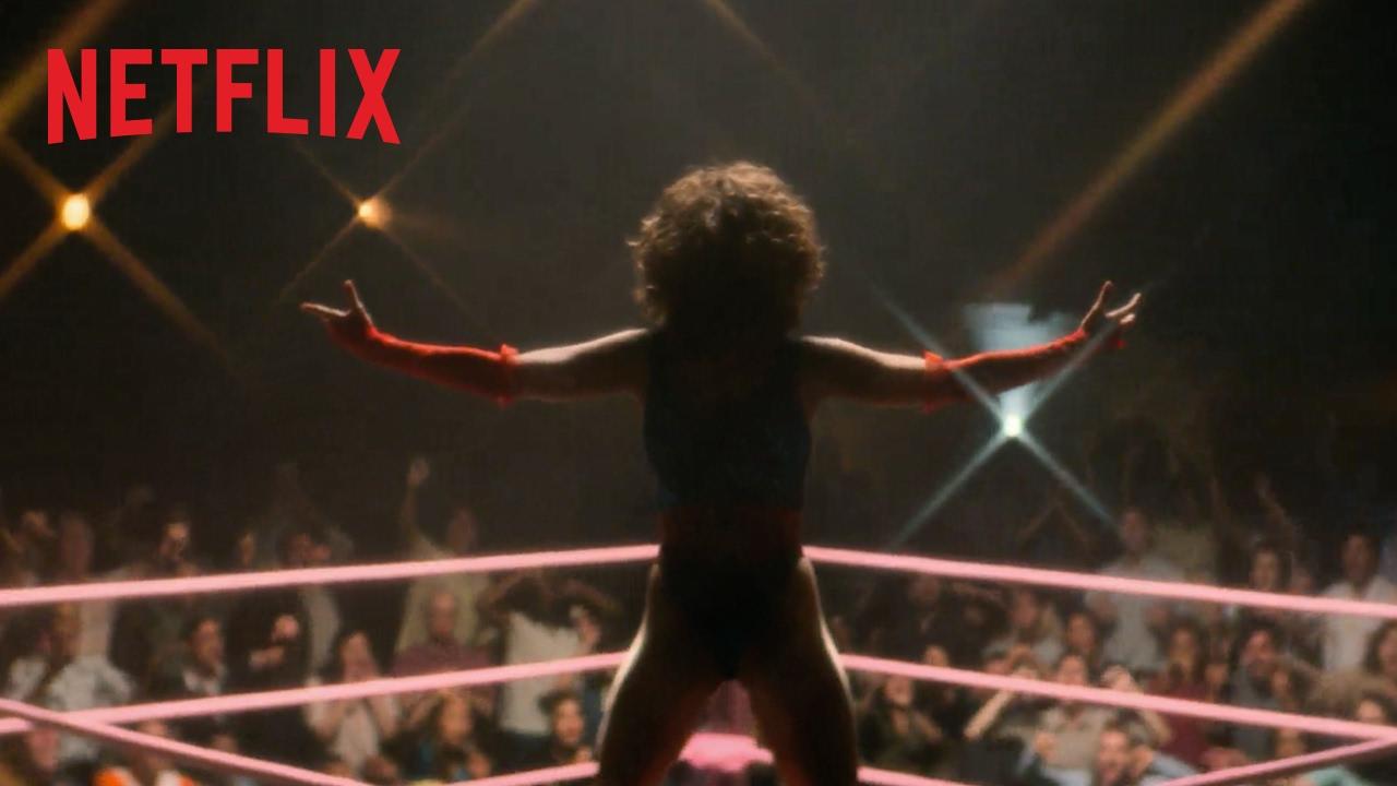 GLOW – Bande-annonce officielle – Netflix