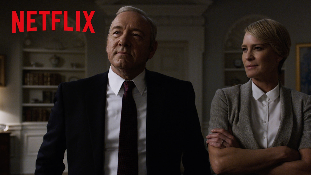 House of Cards | Bande-annonce officielle saison 5 | Netflix [doublé]